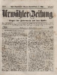 Urwähler-Zeitung : Organ für Jedermann aus dem Volke, Sonntag, 10. Oktober 1852, Nr. 238.