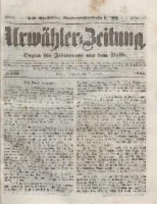 Urwähler-Zeitung : Organ für Jedermann aus dem Volke, Mittwoch, 20. Oktober 1852, Nr. 246.