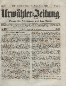 Urwähler-Zeitung : Organ für Jedermann aus dem Volke, Freitag, 10. Dezember 1852, Nr. 290.