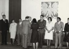 Odznaczenia w Urzędzie Wojewódzkim w Elblągu (Krzyże Zasługi)