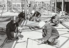 """Zakłady Przemysłu Odzieżowego """"Truso II"""" w Elblągu (budowa) [fotografia]"""