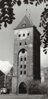 Brama Targowa w Elblągu [fotografia]