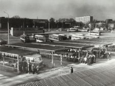 Dworzec PKS w Elblągu [fotografie]
