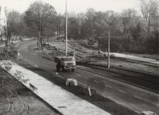 Budowa Trasy Generałów [fotografie]