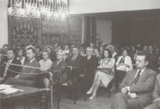 """Inauguracja Roku Kulturalnego 1976 w """"Pegazie"""" [fotografie]"""