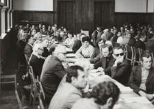 Sesja Wojewódzkiej Rady Narodowej w Elblągu [fotografie]