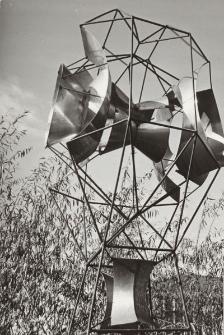 Formy przestrzenne w Elblągu [fotografie]