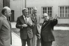 Profesor Zin w Elblągu [fotografia]