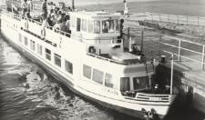 """Statek turystyczny """"Kormoran"""" [fotografie]"""