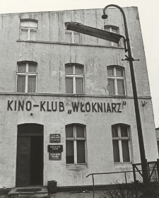 """Kino-klub """"Włókniarz"""" w Malborku [fotografia]"""