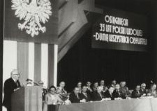 Obchody 35-lecia PRL w Elblągu [fotografie]