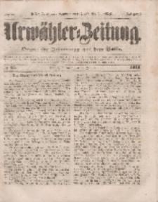 Urwähler-Zeitung : Organ für Jedermann aus dem Volke, Mittwoch, 19. Januar 1853, Nr. 15.
