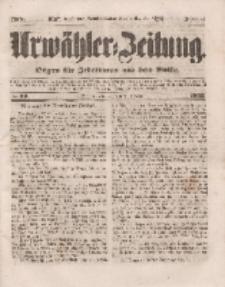 Urwähler-Zeitung : Organ für Jedermann aus dem Volke, Dienstag, 8. Februar 1853, Nr. 32.