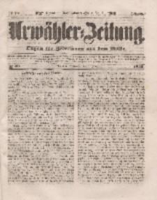 Urwähler-Zeitung : Organ für Jedermann aus dem Volke, Mittwoch, 9. Februar 1853, Nr. 33.