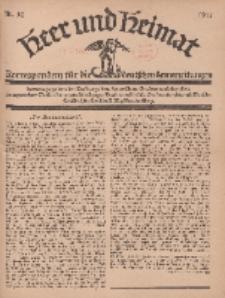 Heer und Heimat : Korrespondenz für die deutschen Armeezeitungen, 1917, Nr 10.
