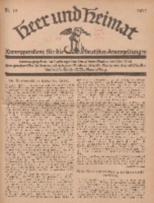 Heer und Heimat : Korrespondenz für die deutschen Armeezeitungen, 1917, Nr 12.
