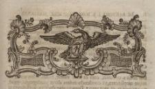 Sacrum. Saeculare. Quintum Templi. [...] Friderici. II. Maximi [...]