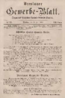 Breslauer Gewerbe-Blatt [...]. VIII. Band. 28. Juni, 1862, Nr. 13.