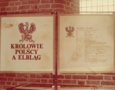 królowie polscy a Elbląg...13