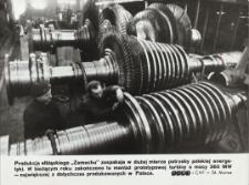 """Turbina o mocy 360 MW z elbląskiego """"Zamechu"""""""