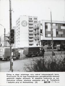 Skrzyżowanie ulic Al. Tysiąclecia i Hetmańskiej w Elblągu