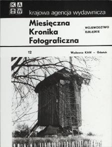 Drugi zabytkowy wiatrak w Drewnicy