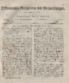 Oekonomische Neuigkeiten und Verhandlungen, 1828, Nr 61.