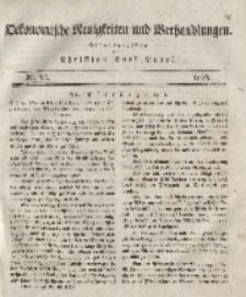 Oekonomische Neuigkeiten und Verhandlungen, 1828, Nr 69.