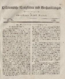 Oekonomische Neuigkeiten und Verhandlungen, 1828, Nr 78.