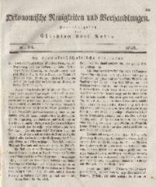 Oekonomische Neuigkeiten und Verhandlungen, 1828, Nr 84.