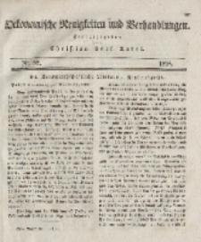 Oekonomische Neuigkeiten und Verhandlungen, 1828, Nr 88.