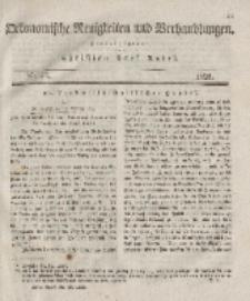 Oekonomische Neuigkeiten und Verhandlungen, 1828, Nr 89.