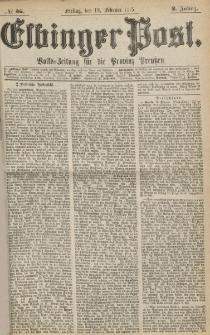 Elbinger Post, Nr. 36, Freitag 12 Februar 1875, 2 Jh