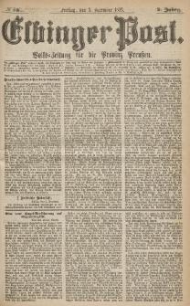 Elbinger Post, Nr.283 Freitag 3 Dezember 1875, 2 Jh