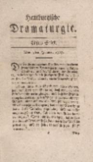 Hamburgische Dramaturgie, Erster Band, Eilftes Stück, den 5ten Junius, 1767