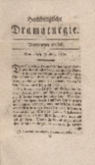 Hamburgische Dramaturgie, Erster Band, Vierzehntes Stück, den 16ten Junius, 1767