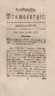 Hamburgische Dramaturgie, Erster Band, Funfzehntes Stück, den 19ten Junius, 1767