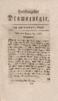 Hamburgische Dramaturgie, Erster Band, Acht und dreytzigstes Stück, den 8ten September, 1767