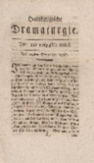 Hamburgische Dramaturgie, Erster Band, Vier und vierzigstes Stück, den 29sten September, 1767