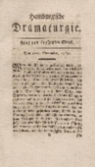 Hamburgische Dramaturgie, Zweyter Band, Fünf und funfzigstes Stück, den 10ten November, 1767