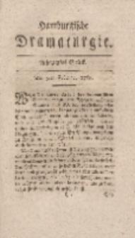 Hamburgische Dramaturgie, Zweyter Band, Achtzigstes Stück, den 5ten Februar, 1768