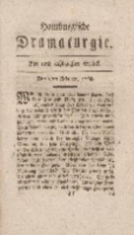 Hamburgische Dramaturgie, Zweyter Band, Ein und achtzigstes Stück, den 9ten Februar, 1768