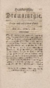 Hamburgische Dramaturgie, Zweyter Band, Sechs und achtzigstes Stück, den 26sten Februar, 1768