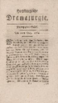 Hamburgische Dramaturgie, Zweyter Band, Neunzigstes Stück, den 11ten Merz, 1768