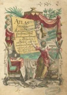 Atlas Selectus von allen Königreich und Ländern der Welt...