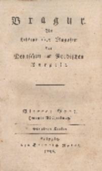 Bragur. Ein litterarisches Magazin der Deutschen und Nordischen Vorzeit, Vierter Band, Zweyte Abtheilung