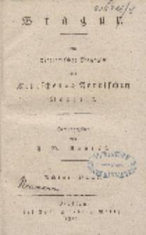 Bragur. Ein litterarisches Magazin der Deutschen und Nordischen Vorzeit, Achter Band