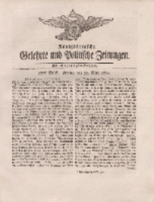 Königsbergsche Gelehrte und Politische Zeitungen. Mit allergnädigster Freyheit, 17tes Stück, Freytag, den 30. März 1764