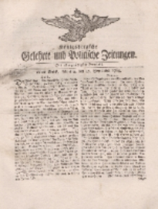 Königsbergsche Gelehrte und Politische Zeitungen. Mit allergnädigster Freyheit, 66tes Stück, Montag, den 17. September 1764