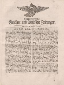 Königsbergsche Gelehrte und Politische Zeitungen. Mit allergnädigster Freyheit, 69tes Stück, Freytag, den 28.September 1764